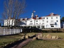Stanley Hotel Paranormal Estes Park