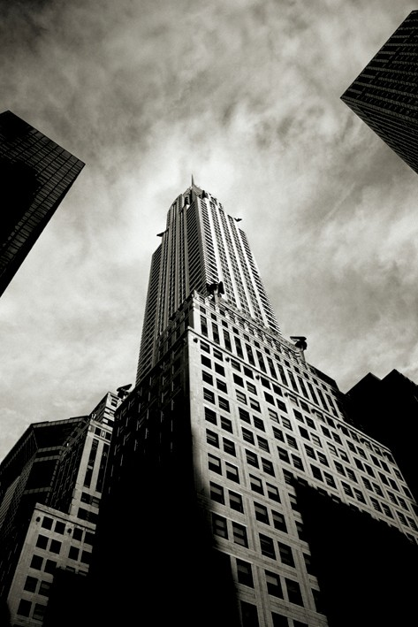New York Posters Buy This New York Empire State Building Poster Online At Panicposters Com