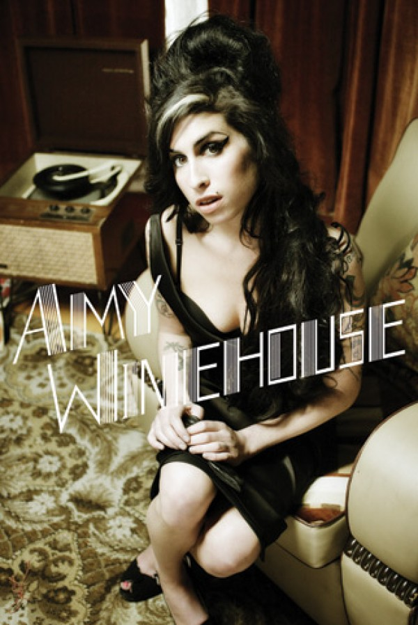 Amy Winehouse posters  Amy Winehouse Back To Black poster