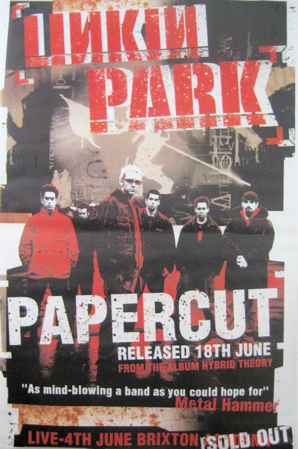 linkin park posters buy this linkin