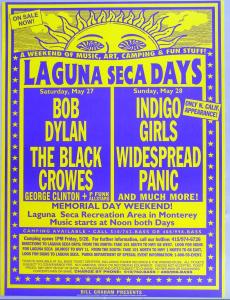 Widespread Panic - 05/28/1995 - Monterey, CA