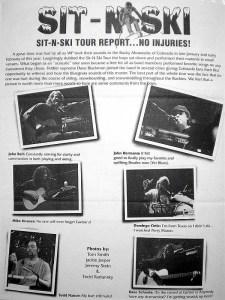 Widespread Panic - 01/19/1996 - Boulder, CO