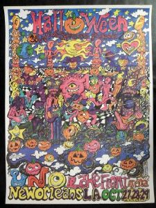 Widespread Panic - 10/28/2000 - New Orleans, LA