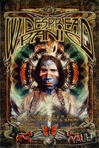 Widespread Panic - 10/12/2001 - Berkeley, CA