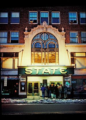 State Theatre Panicstream