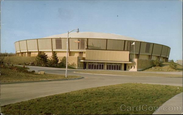 The S.I.U Arena Carbondale