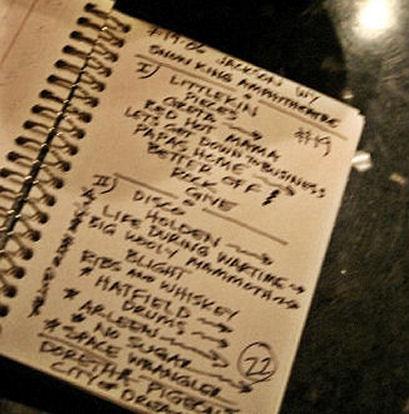 jacksonhole-setlist