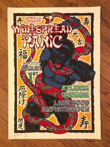 Widespread Panic - 08/01/1998 - Atlanta, GA