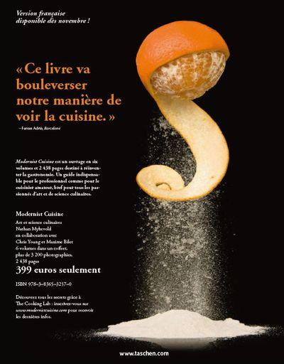 Cuisine Le Modernist 4