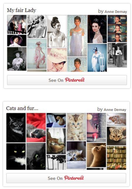 Pinterest épingler c'est partager 5
