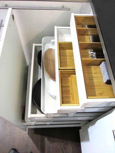 Les bonnes r solutions n 2 je changerai de cuisine ikea lance metod leur - Amenagement tiroir cuisine ikea ...