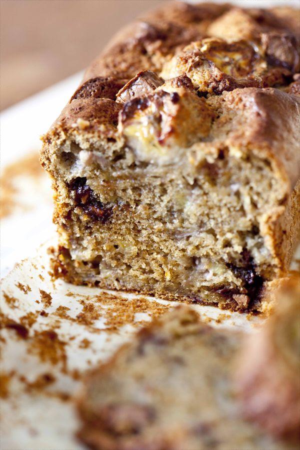 Cake A La Banane Et A La Maizena