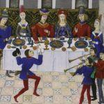 A la Table du Moyen Age d'Eric Birlouez: le Je dis des livres prolonge le voyage dans le temps