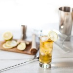 Hot Ginger Cocktail by Polignac