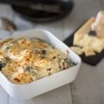 Gratin aux deux choux fleur, au Sbrinz et farine d'épautre: découverte des fromages aop Suisses