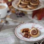 Escargots choco-vanille: de quoi se faire un lundi c'est tout permis