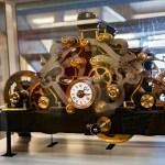 L'Ecole Technologique de la Vallée de Joux ou quand visiter une école d'horlogerie t'expose aux surprises!
