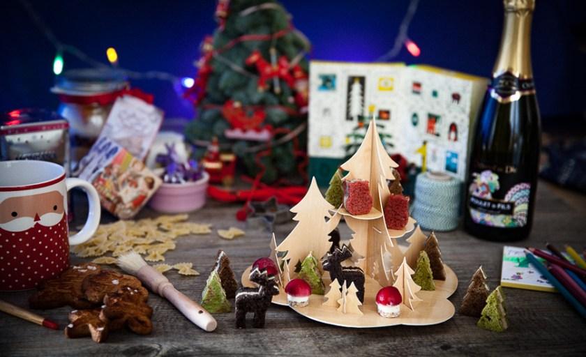 Mes Tables de Noël: Noël Féerique pour les enfants!