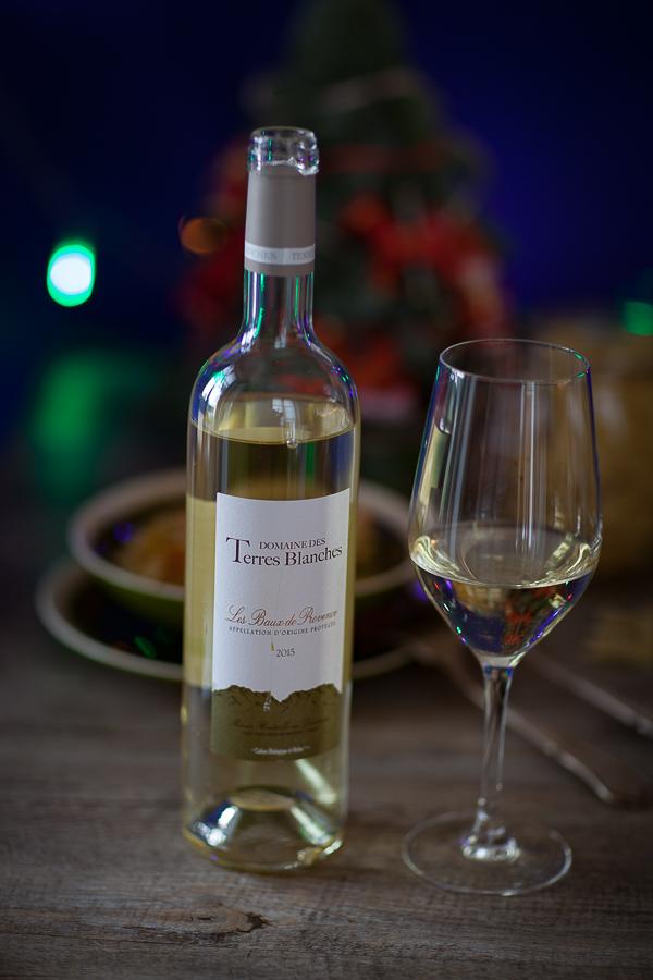 Vin blanc Les Baux de Provence Domaine des Terres Blanches 2015 noel-2016-la-feerie-de-noelannedemayreverdy19