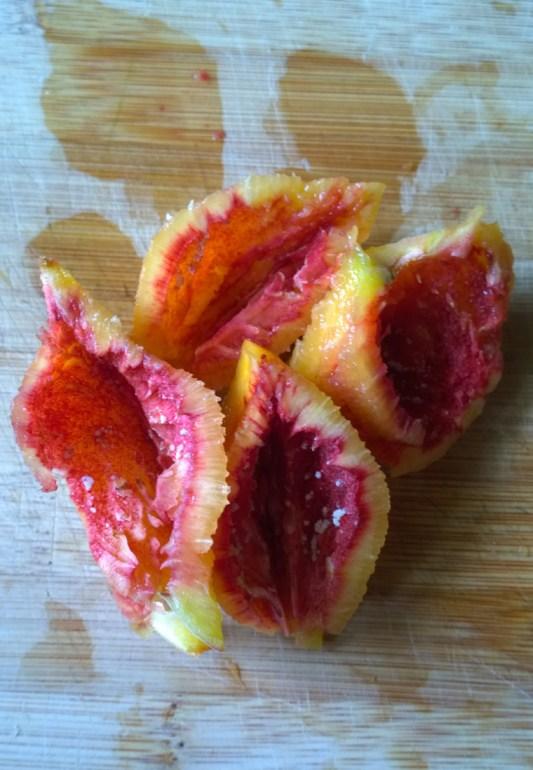 Yonic Peach Bouquet