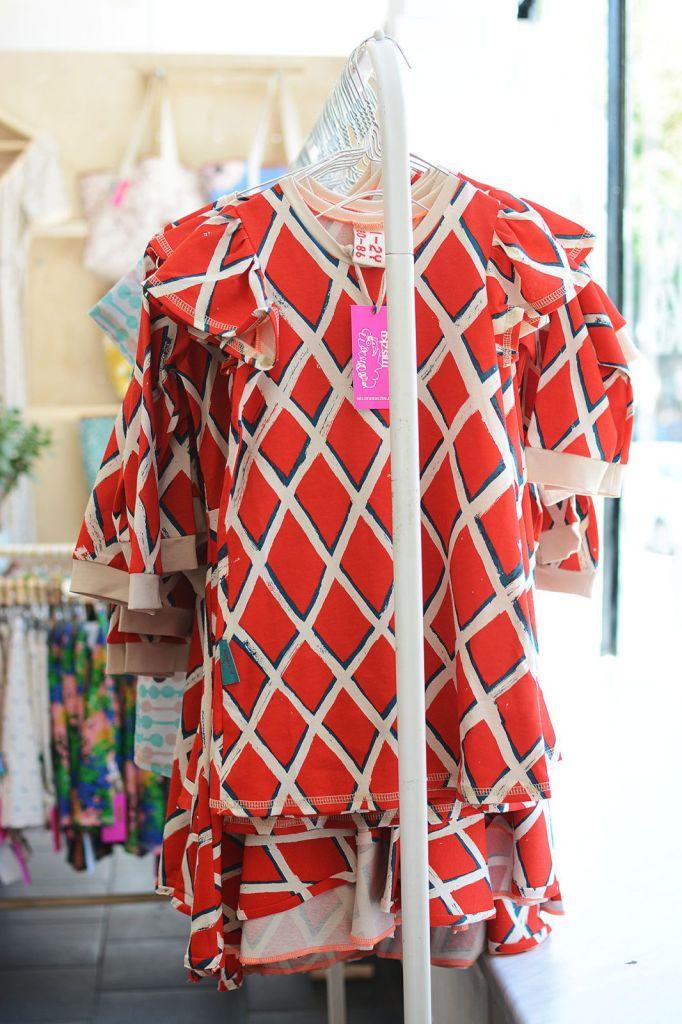 Miszkomaszko sukienka Brooklyn Poznań