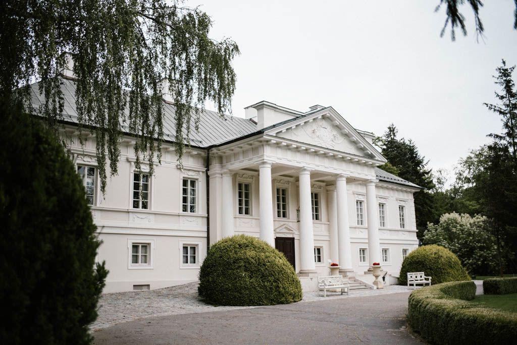 nowa oranżeria wesele ślub pałac mała wieś warszawa