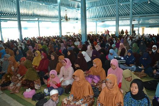 Tabligh Akbar Nasional Kesesatan Syi'ah & Komunis di MAS Solo 10