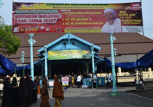 Tabligh Akbar Nasional Kesesatan Syi'ah & Komunis di MAS Solo 7