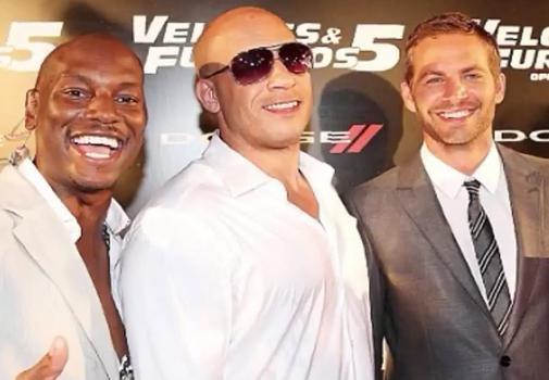 Tyrese Gibson Aktor Film Fast and Furious
