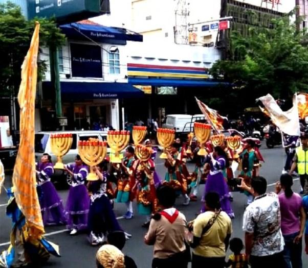 Karnaval Paskah Semarang1