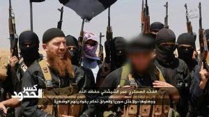 Abu Umar Al Shishani dan Syaikh Al Adnani