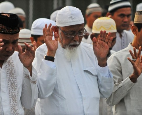 Ustadz Abu Bakar Baasyir