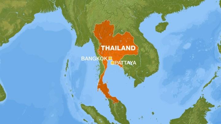 thailand volontär