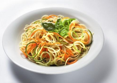 Grönsaksspagetti