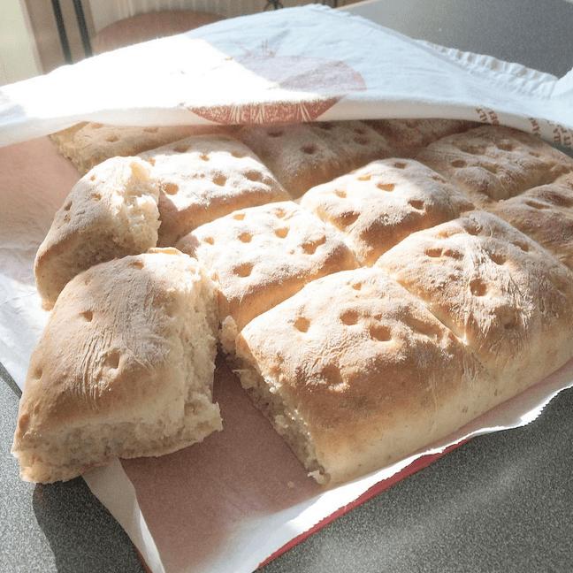 Baka bröd i långpanna är himlans smart å enkelt.