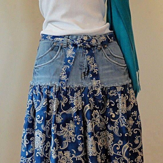 kjol-byxor