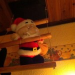 Tomtar på loftet? ;)