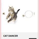 Absolut den bästa kattleksaken jag har köpt plus att pengarna går till hemlösa katter ❤