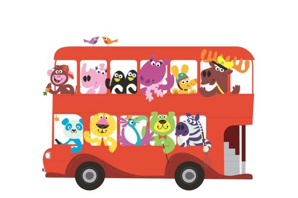 barntapet buss