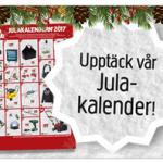 Tips! Jula har adventskalender med nya erbjudanden varje dag fram till jul