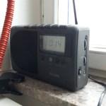 Räddade gammal radio med kontaktspray