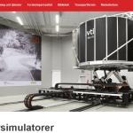 VTI söker försökspersoner till körsimulator
