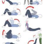 9 st övningar som stärker bålen