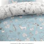Fynda fina sängkläder med 88% rabatt på Black Friday