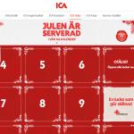 ICA näras julkalender