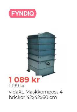 maskkompost