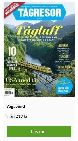 semester tåg