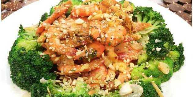 Stir-fried Shrimp with Cashew Nuts Recipe