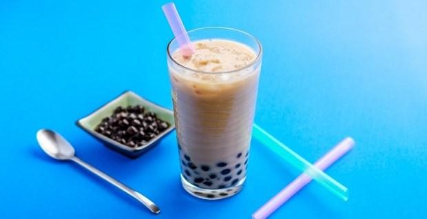 Milk Tea Bubble Tea Recipe