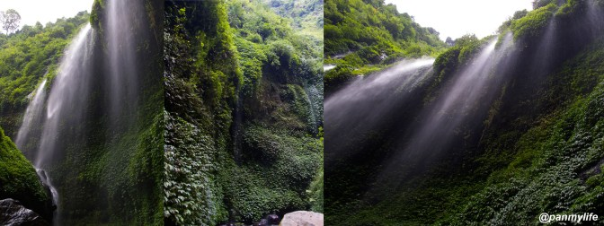 Madakaripura waterfall, Surabaya, Indonesia